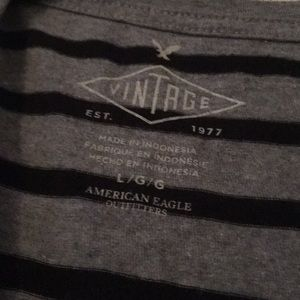 American Eagle Outfitters Shirts - american eagle men's tshirt striped
